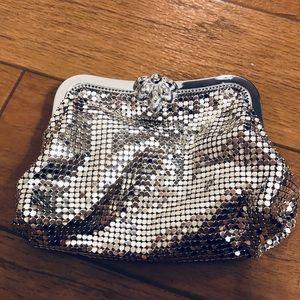 Whiting & Davis co. Mesh Coin purse
